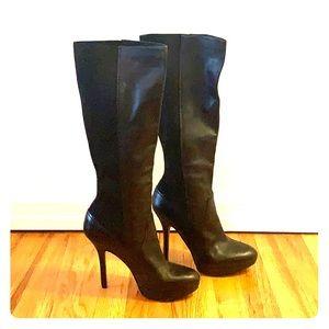 Joan and David Tall Heeled Boots